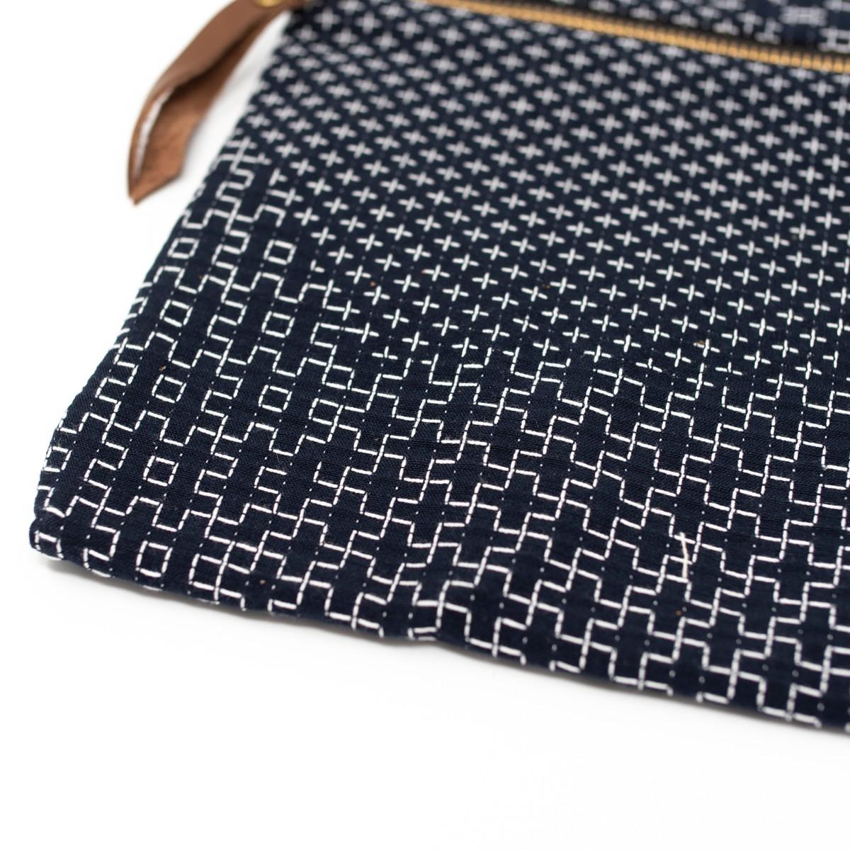 Photo of Sashiko Flat Bag