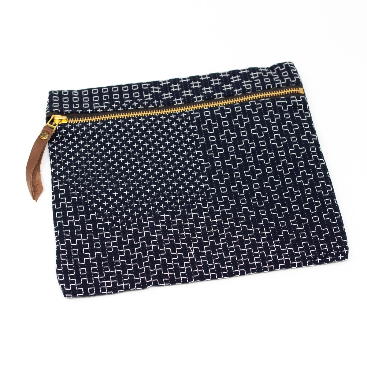 Photo of Sashiko Flat Bag