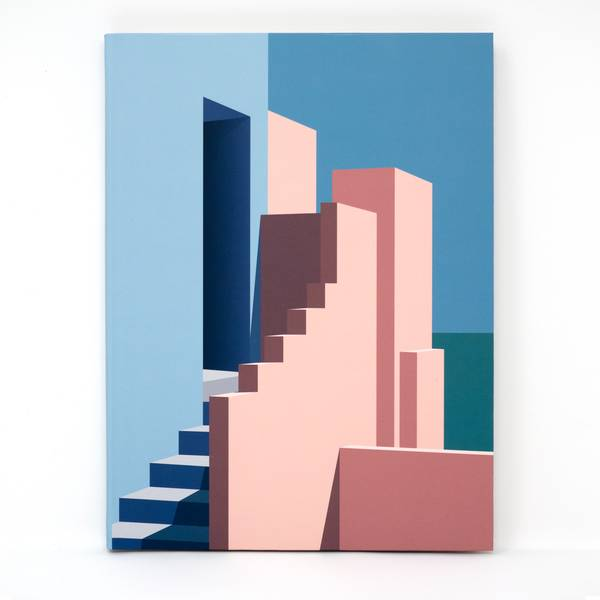 Image of La Muralla Roja Architecture Notebook