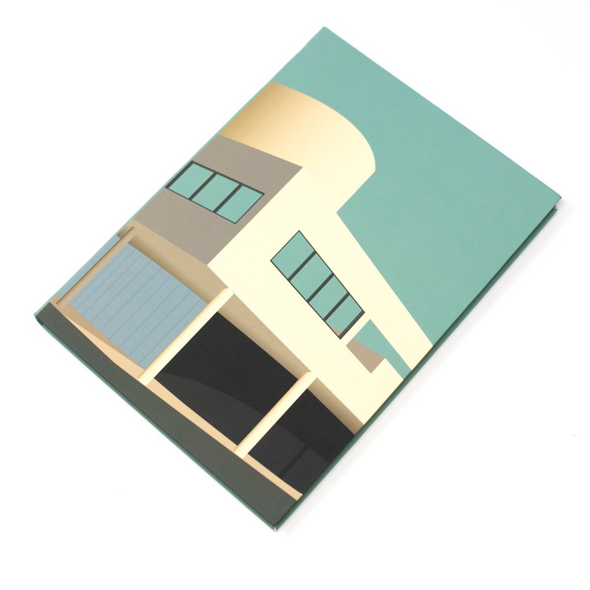 Photo of Villa Savoye Architecture Notebook