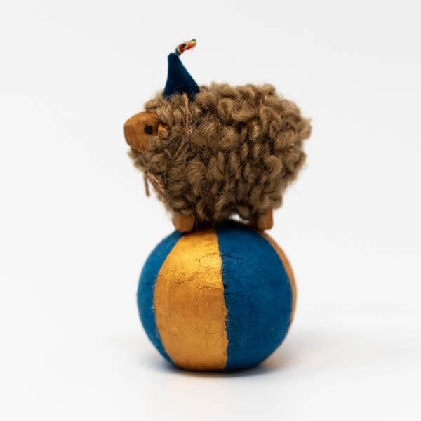 Image of Tamanori Sheep Figurine