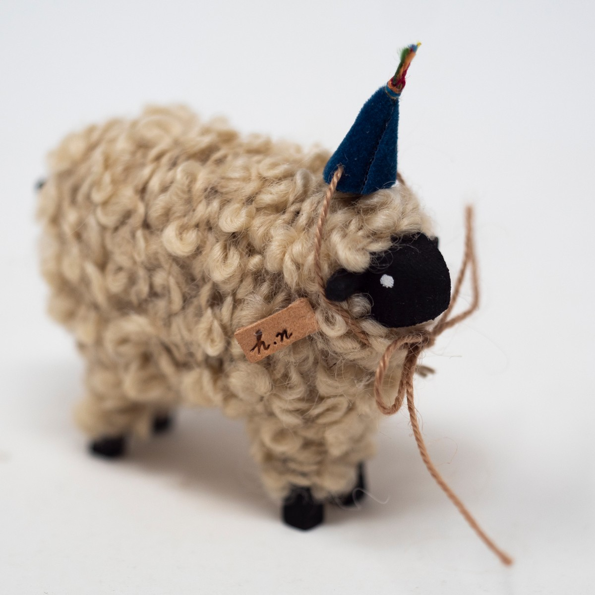 Photo of Large Party Black Sheep Figurine