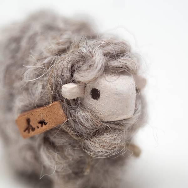 Image of Medium Herdwick Sheep Figurine