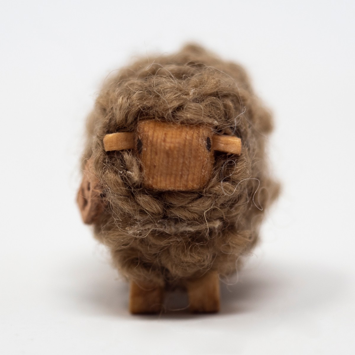 Photo of Medium Merino Sheep Figurine