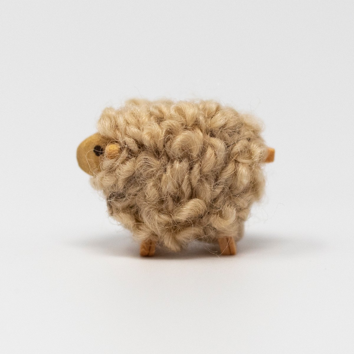 Photo of Mini Kinari Sheep Figurine