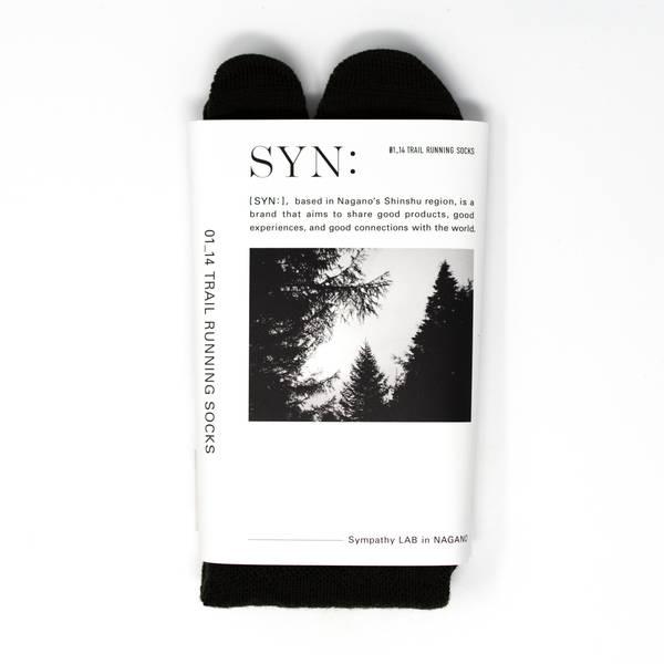 Image of Japanese Trail Running Socks Large