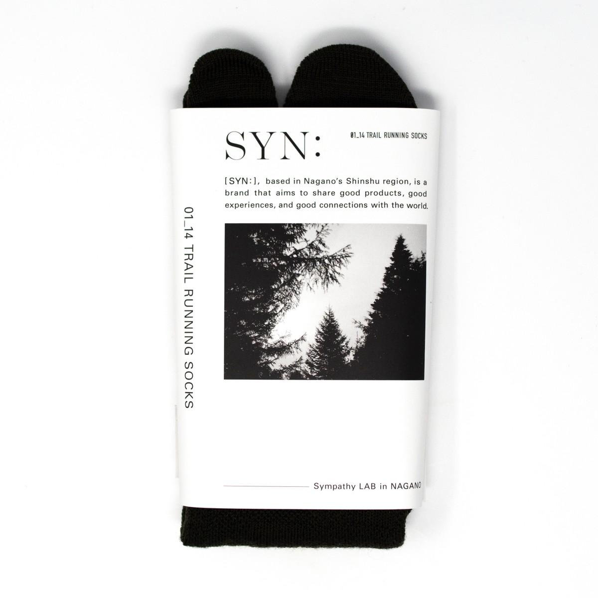 Photo of Japanese Trail Running Socks Large