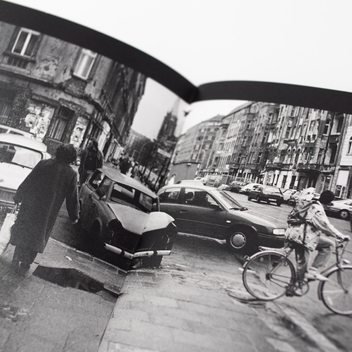Photo of Berlin After the Wall 1992–1994 Photozine