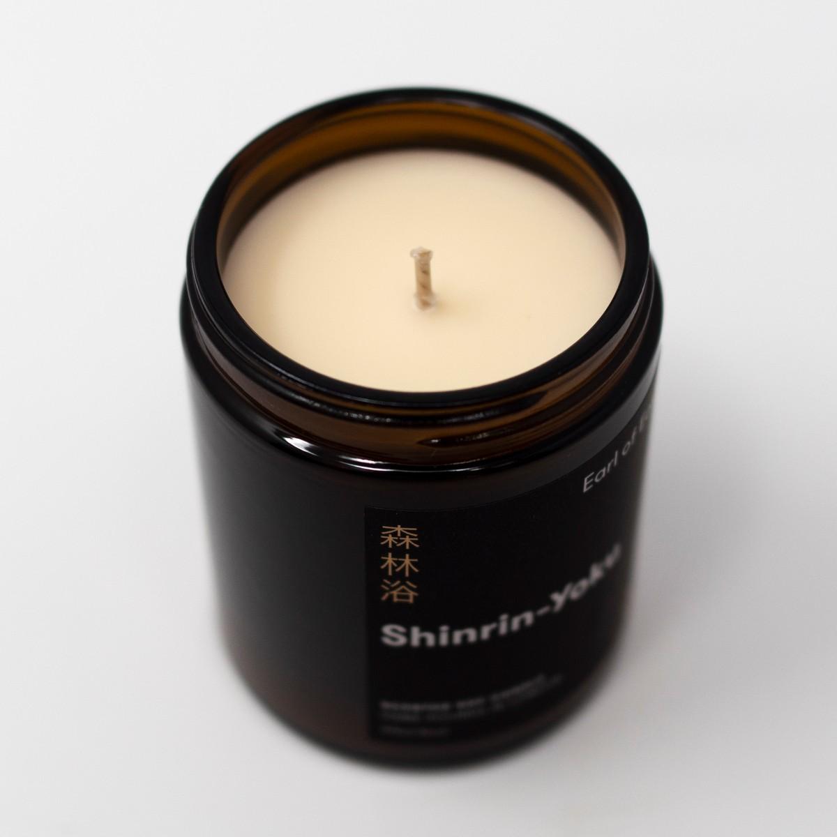 Photo of Shinrinyoku Candle
