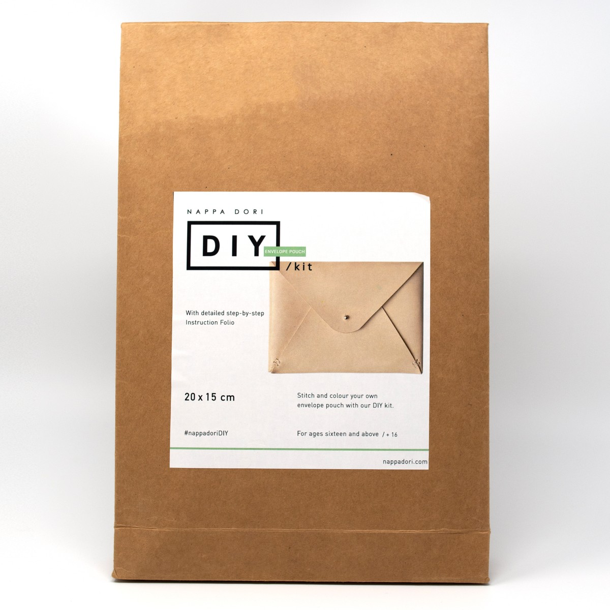Photo of DIY Tan Envelope Clutch Kit