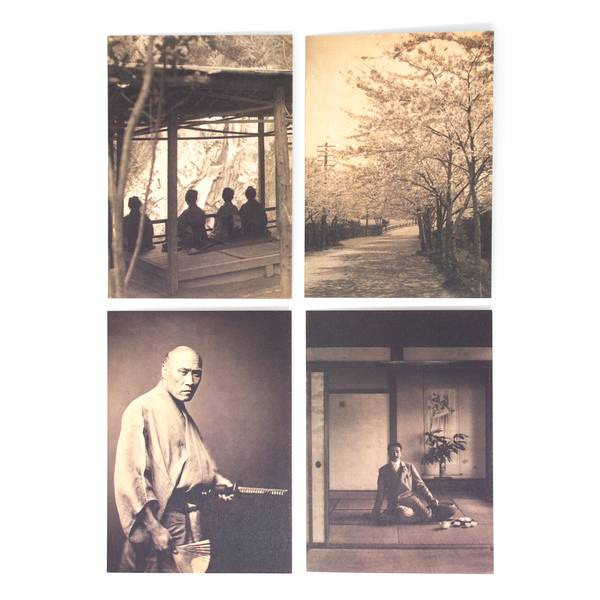 Image of Greeting Cards: Beato & De Meyer Collection