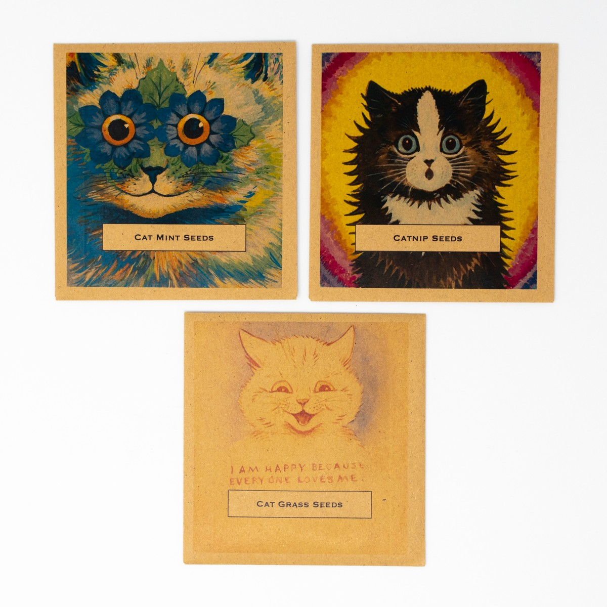 Photo of Psychedelic Kitty Seed Collection