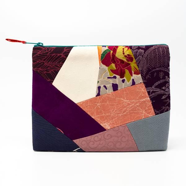 Image of Kimono Clutch Bag