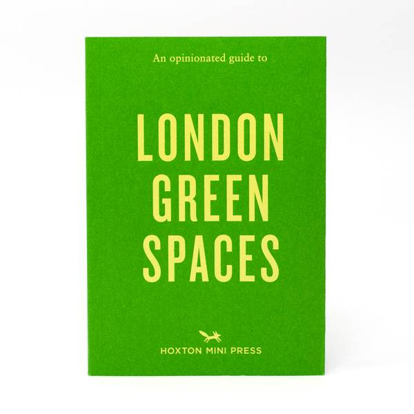 Image of London's Green Spaces: A Guide