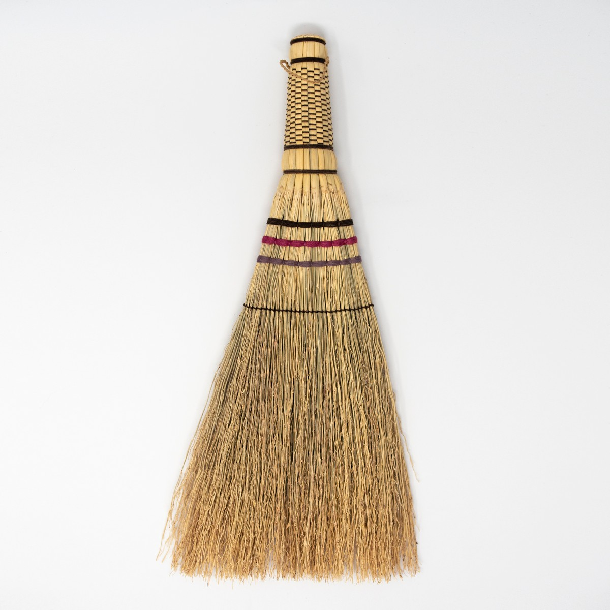 Photo of Sorghum Handbroom Large Red