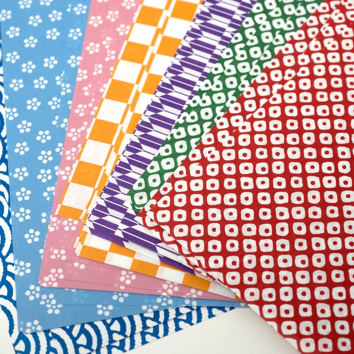 Photo of Origami Paper Set