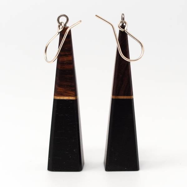Image of Maekawa Drop Earrings