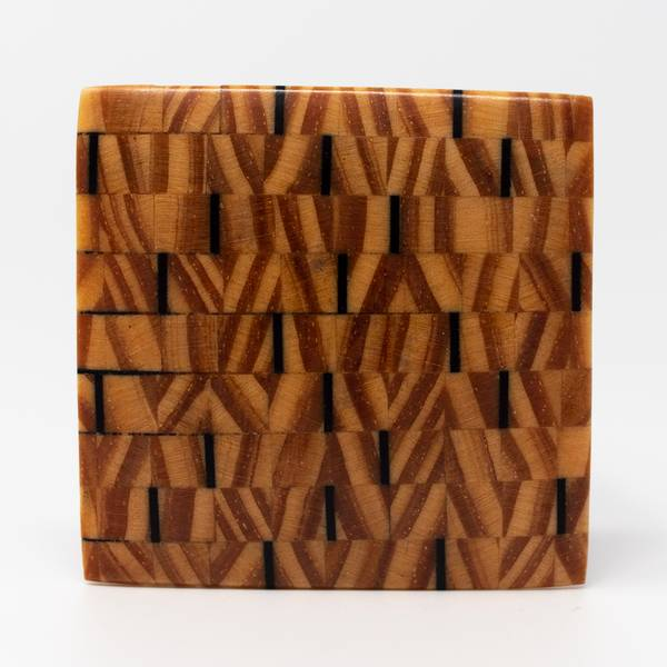 Image of Cubist Brooch
