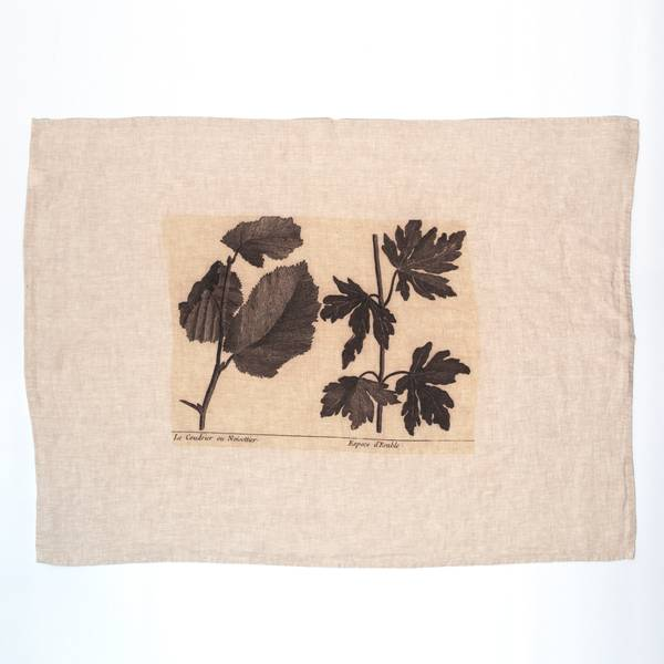 Image of Ancient Leaf Tea Towel