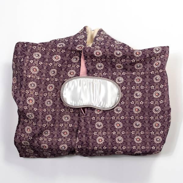 Image of Kimono Gift Set: Kiku Purple