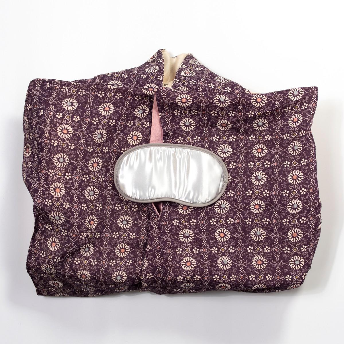 Photo of Kimono Gift Set: Kiku Purple