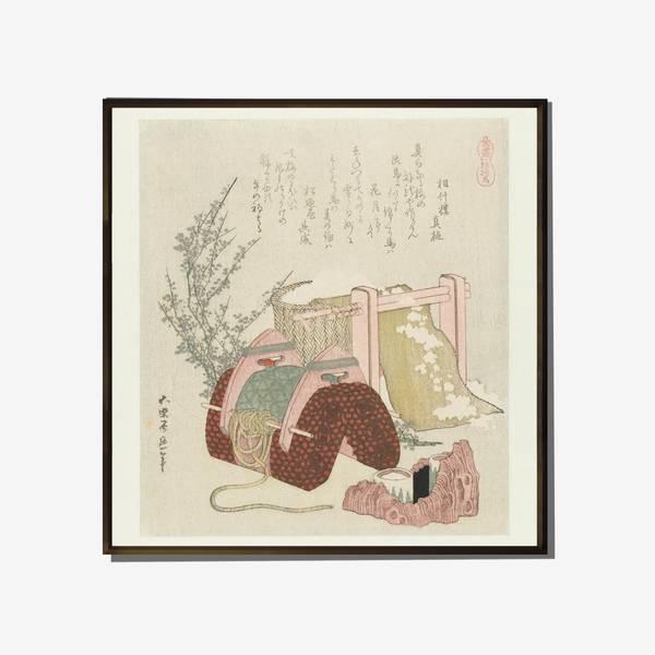 Image of Watakuri Uma Print