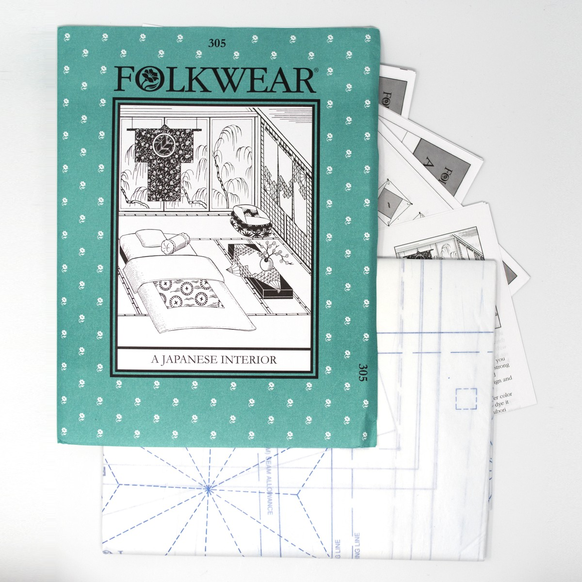 Photo of Japanese Home Decor Sewing Patterns