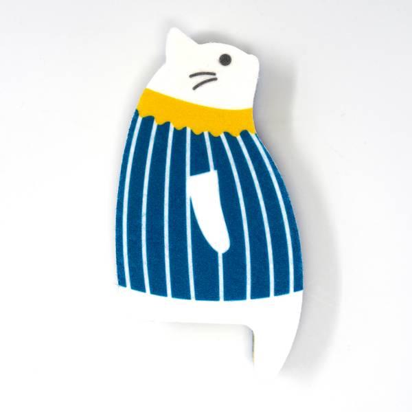 Image of Sutoraipu the Cat Kitchen Sponge