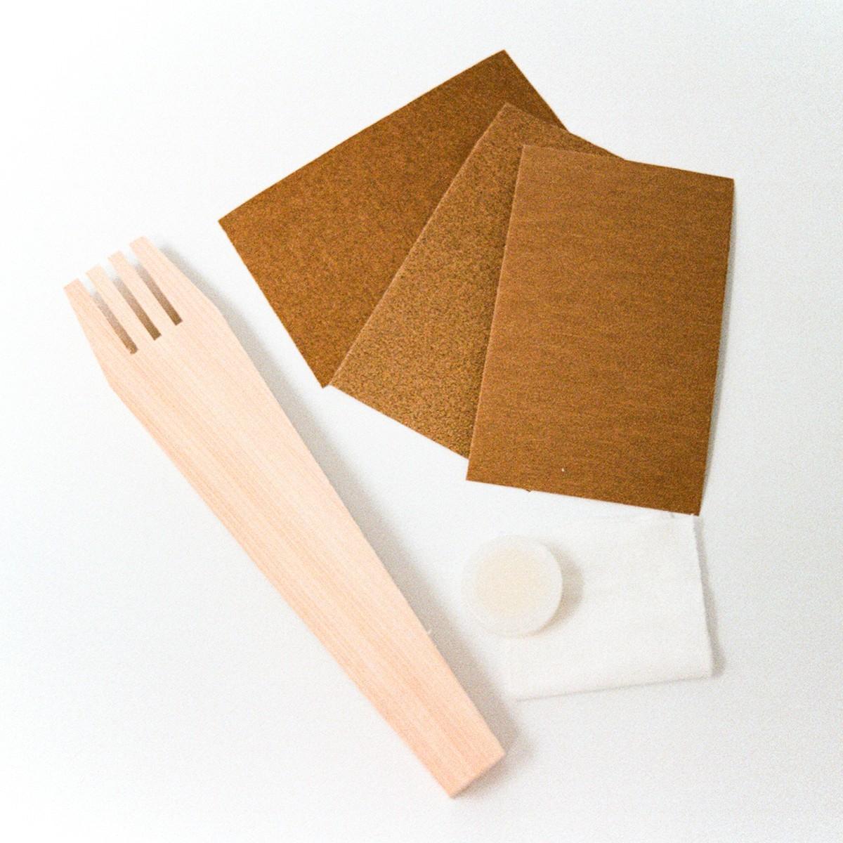 Photo of Japanese Fork Whittling Kit