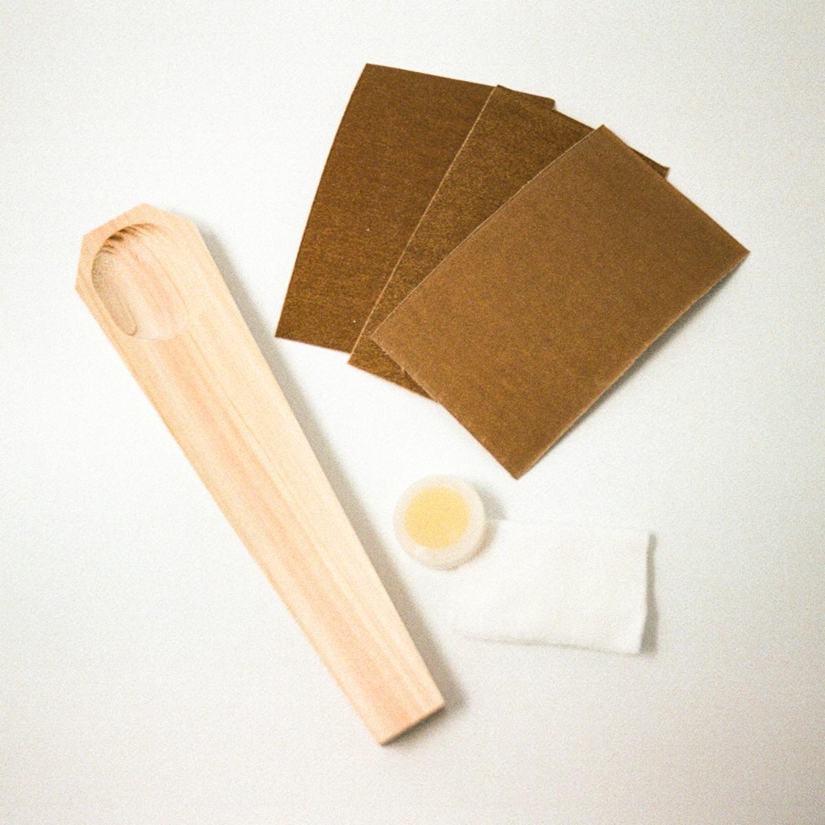 Photo of Japanese Spoon Whittling Kit
