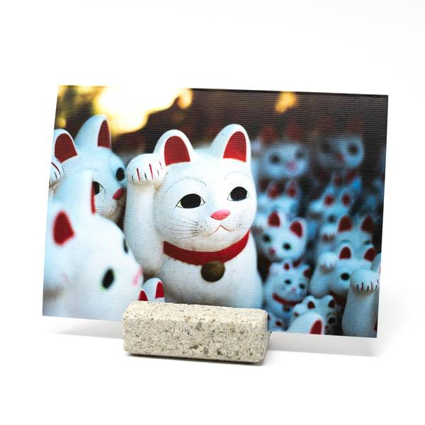 Image of Ōya Ishi Card Stand