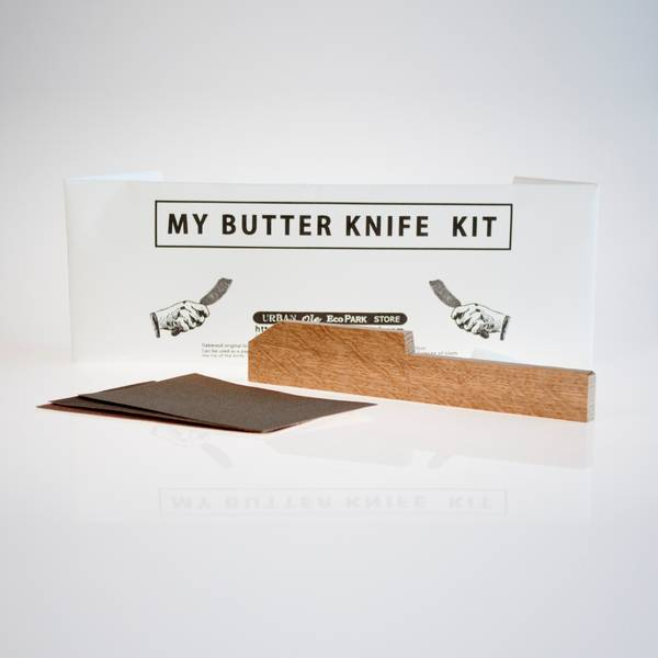 Image of Japanese Butter Knife Whittling Kit