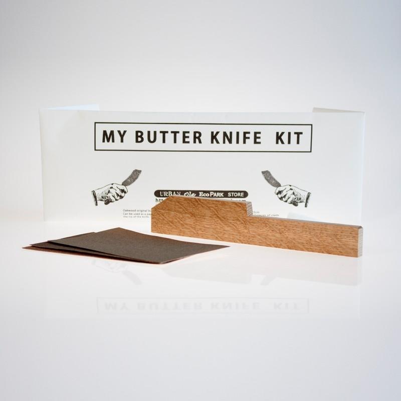 Photo of Japanese Butter Knife Whittling Kit