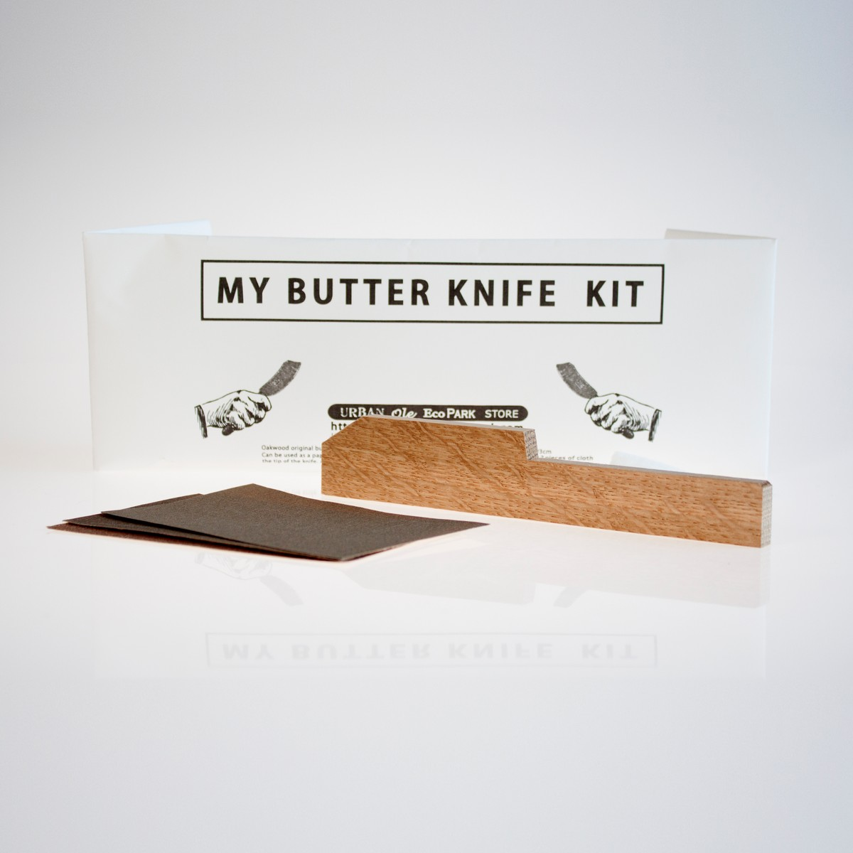 Photo of Japanese Butter Knife Whittling Kit