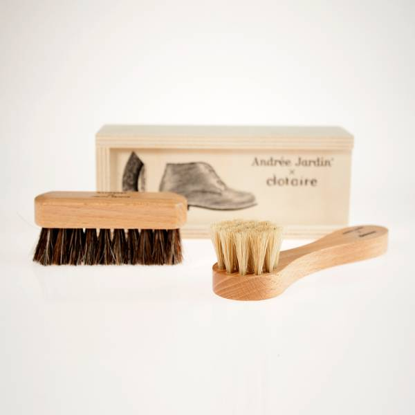 Image of La Brosserie Shoe Care Kit