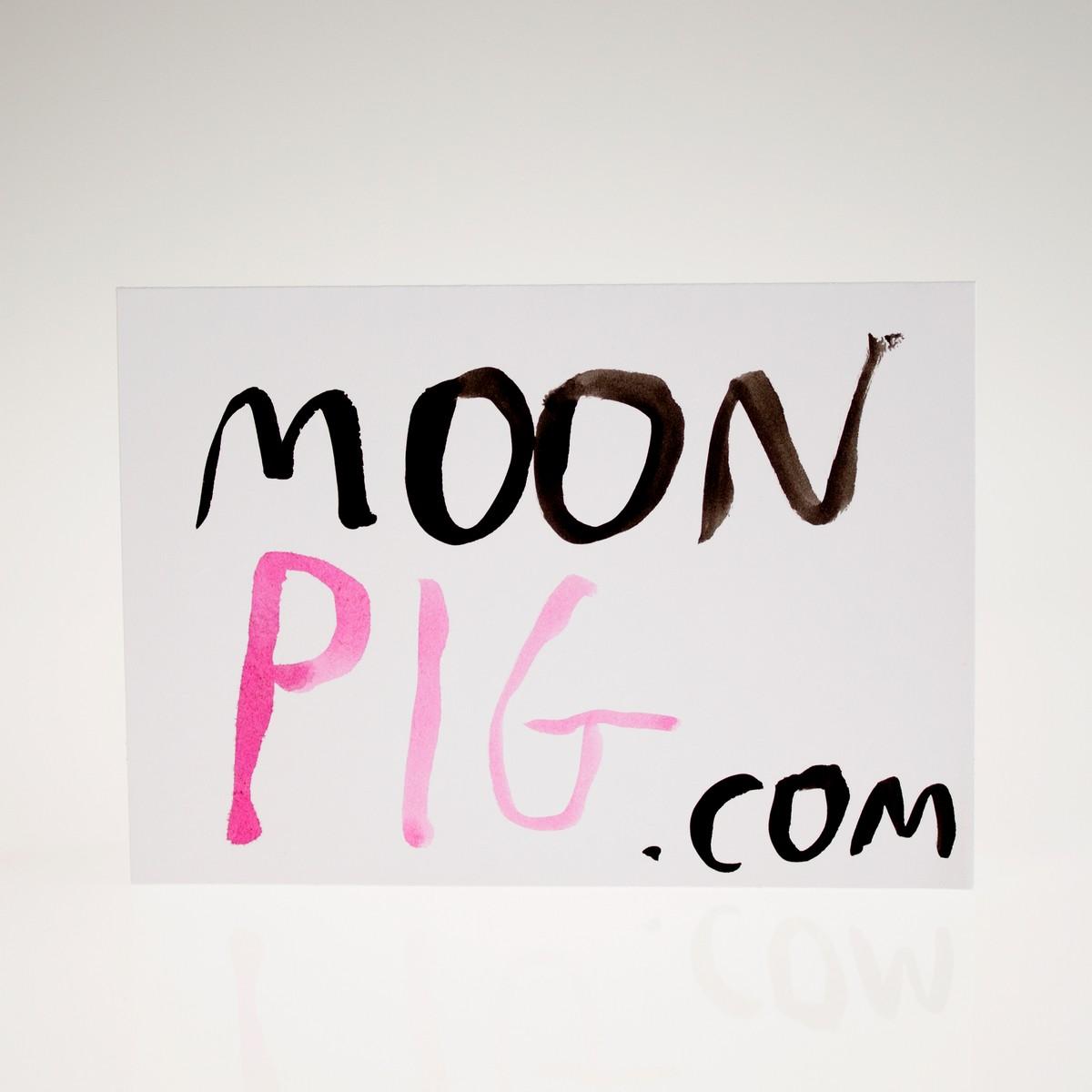 Photo of Moonpig.com Greeting Card