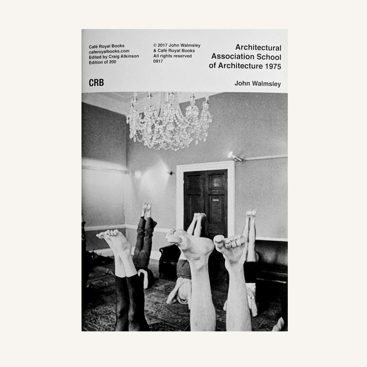 Photo of Architectural Association 1975 Photozine