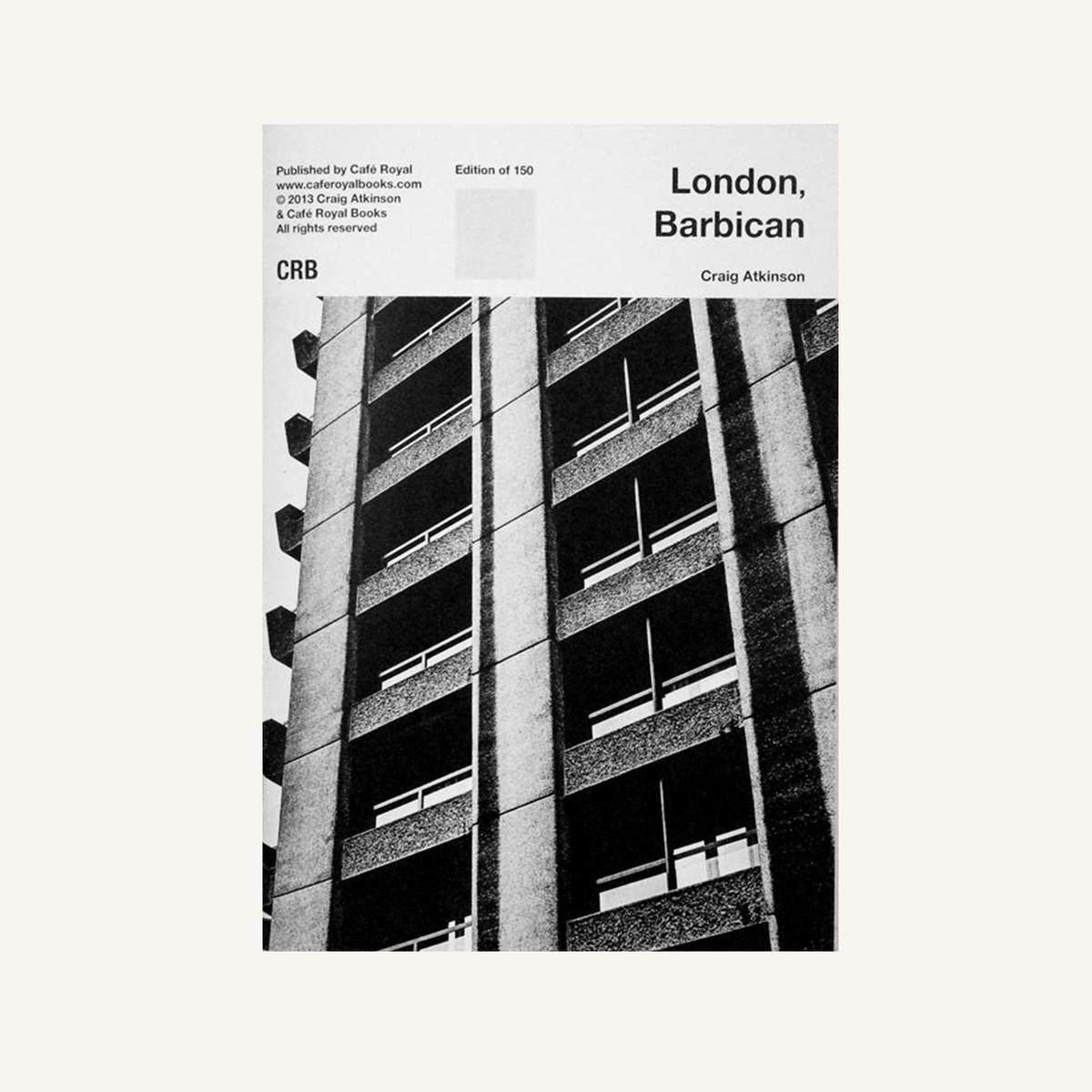 Photo of Barbican Estate Photozine