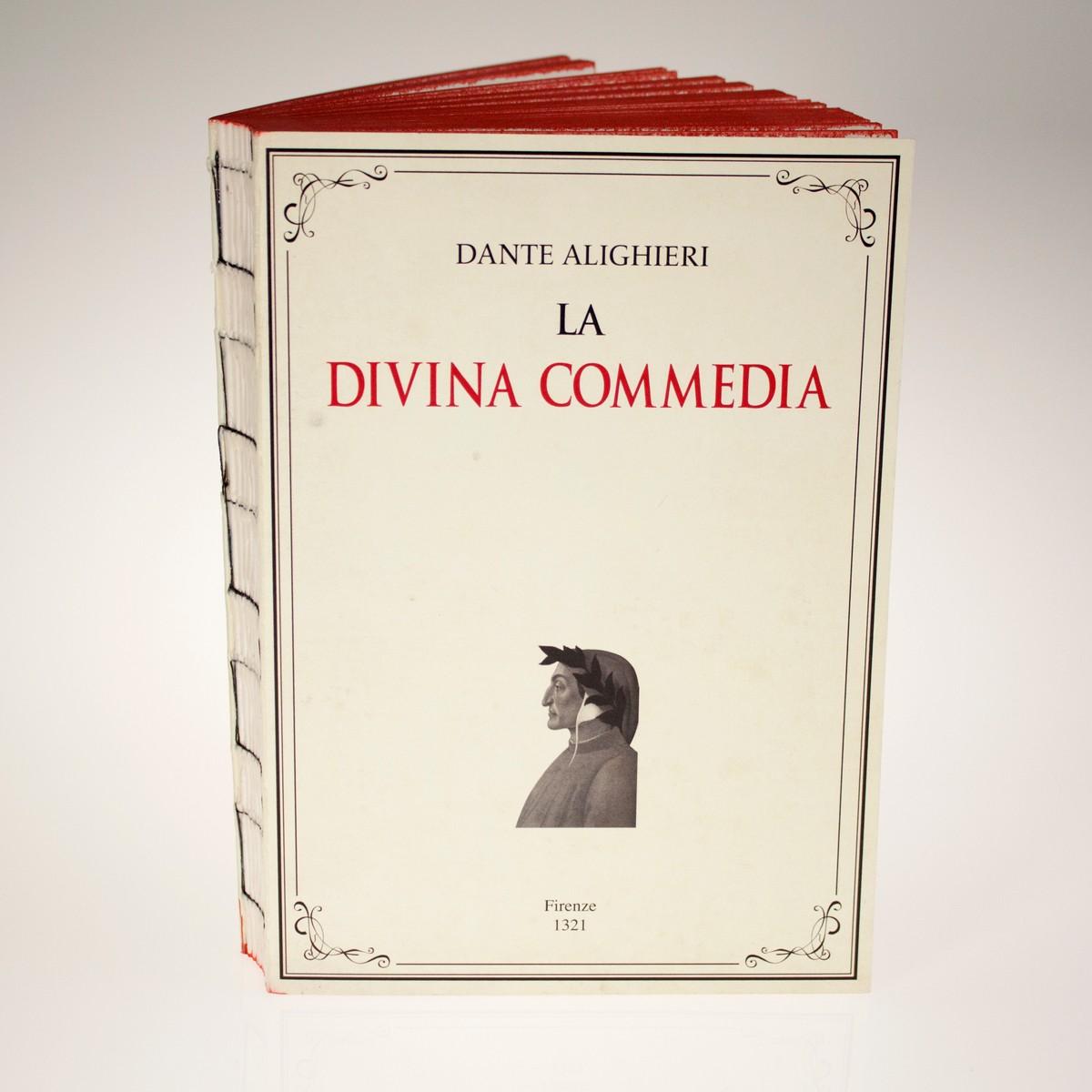 Photo of La Divina Commedia Notebook
