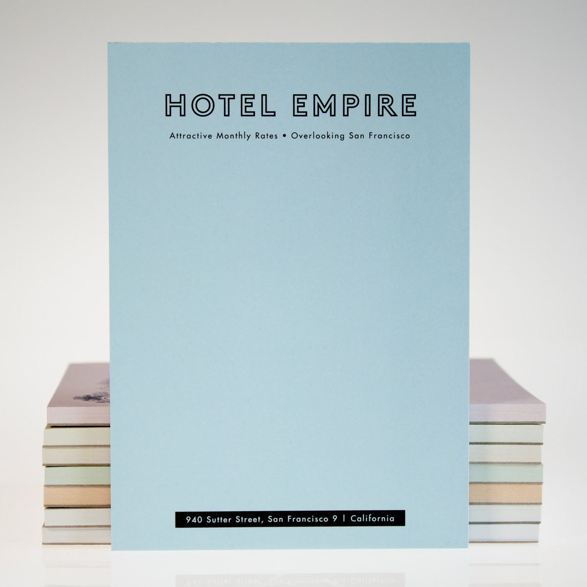 Photo of Hitchcock Hotel Notebook
