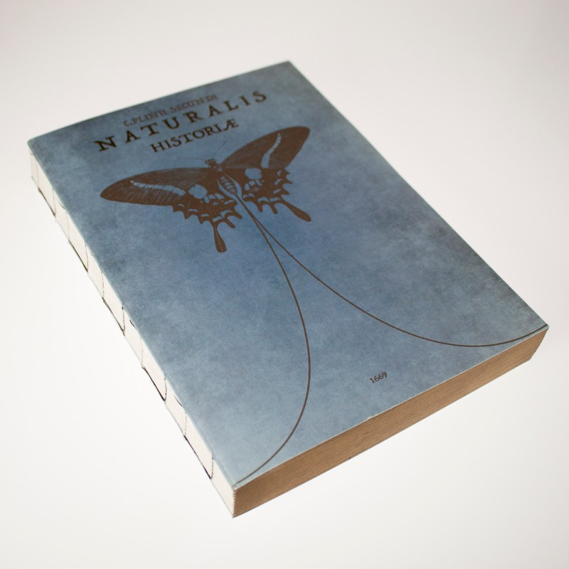 Photo of Naturalis Historiae Notebook