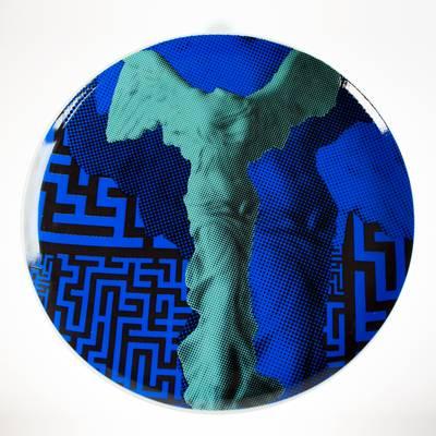 Image of Nike Porcelain Platter