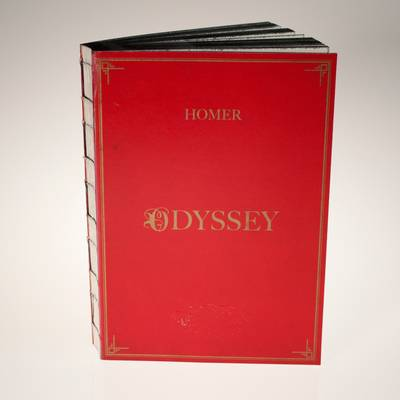 Image of Odyssey Notebook