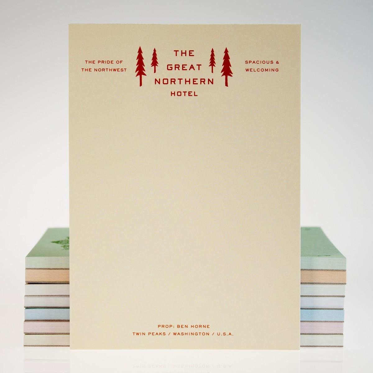Photo of Twin Peaks Hotel Notebook