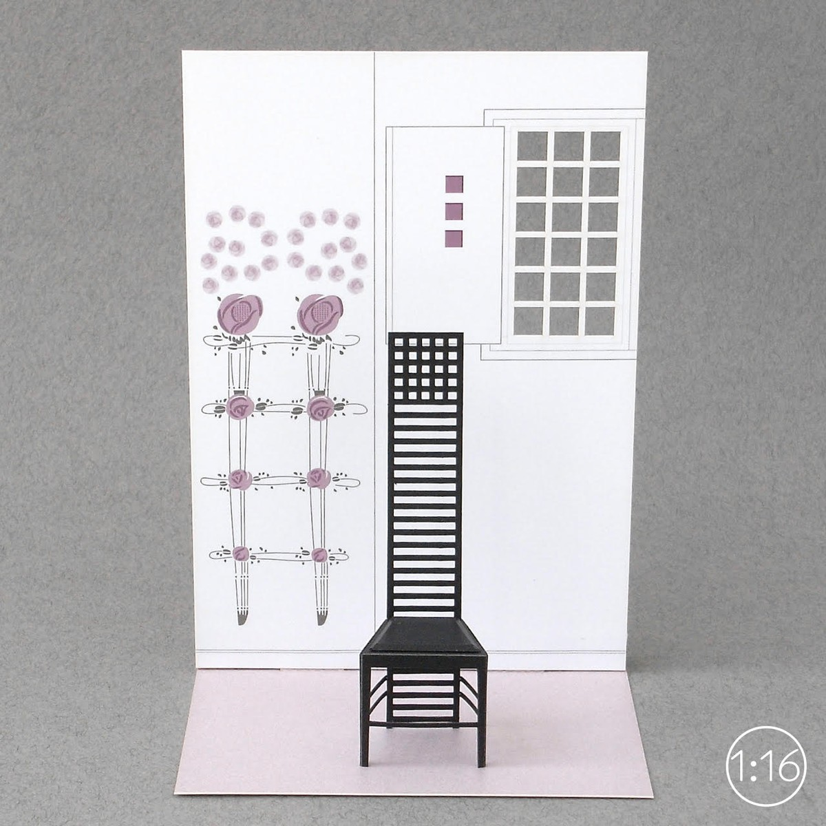 Photo of Hill House 1 Chair Model Kit