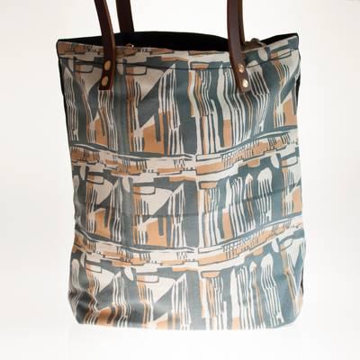 Image of Doric Tote Bag