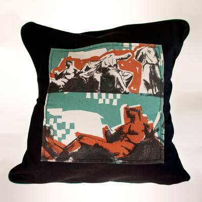 Image of Parthenon Cushion
