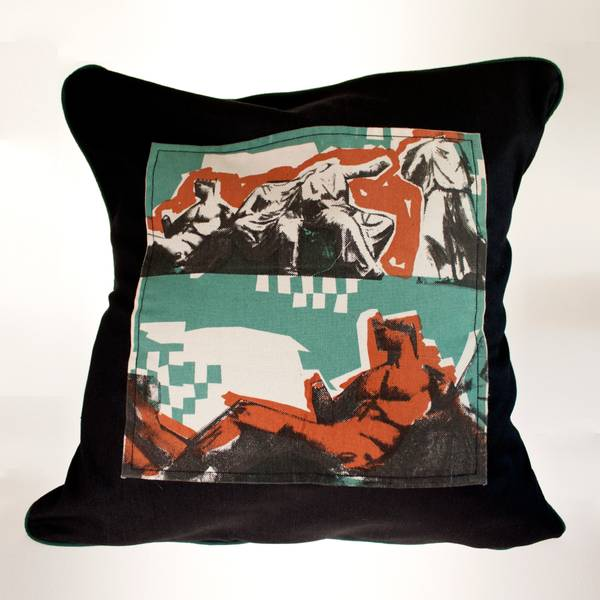 Image of Parthenon Cushion