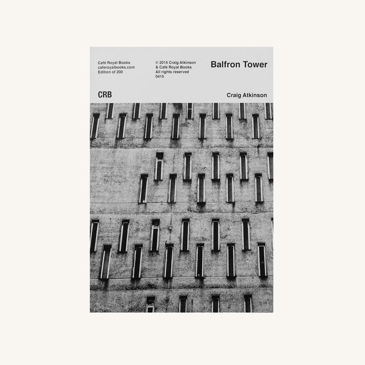 Photo of Balfron Tower Photozine