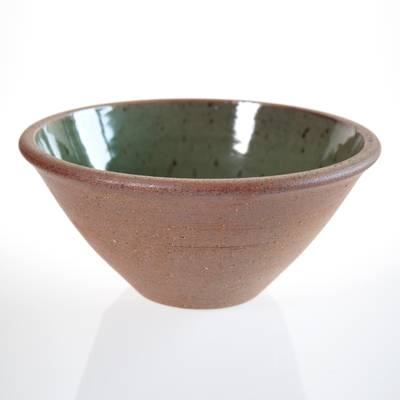 Image of Large Turquoise Serving Bowl